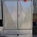 Machine à laver fromagère inox